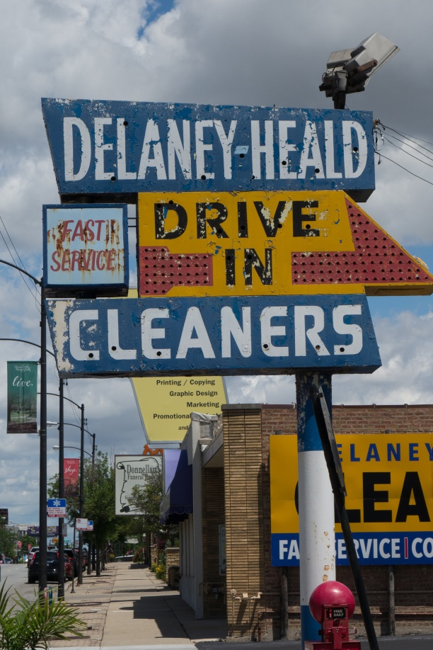 Delaney-Heald Drive In Cleaners