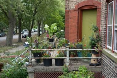 A Pullman porch
